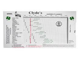 Clydes Garden Planner Enlarge View  Baker Creek Heirloom Seeds