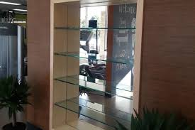 pars glass specializes in custom glass shelving all of our glass shelves are cut to fit so you can be as creative as you want with your space
