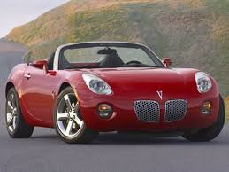 pontiac 2 seat sport car