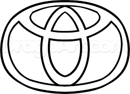 toyota logo white png. learn how to draw the toyota logo symbols pop culture free step by drawing lessons for kids added dawn october 5 2014 101331 pm white png