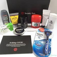 target june 2016 men s beauty box review looking good