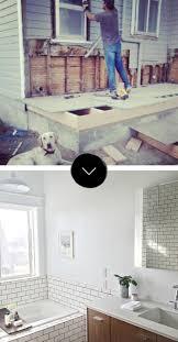 Design Sponge Bathrooms Before After A Modern Bathroom For A 1905 Farmhouse Designsponge