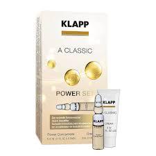 A <b>CLASSIC</b> | <b>Klapp</b> Cosmetics