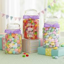 Decorated Candy Jars Easter Candy Jar Gift Ideas Pinterest Easter candy Easter 53
