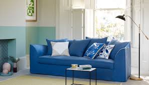 Turquoise Accessories For Living Room Botany Cushion Blue Cushions Soft Furnishings Home Accessories