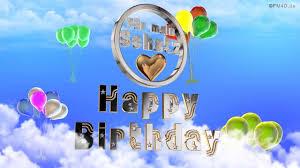 Geburtstagslied Für Mein Schatz Happy Birthday To You