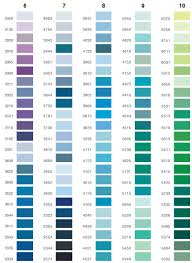 Isacord Color Chart Isacord 100 Polyester Embroidery Threads
