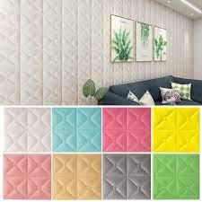diy 3d wall stickers self adhesive foam