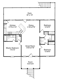Beach House Floor Plans Beach House  Floorplans  McDonald Jones Beach Cottage Floor Plans