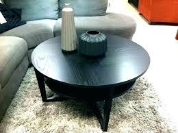 ikea round coffee table ikea coffee table black round coffee table regarding ikea round coffee table