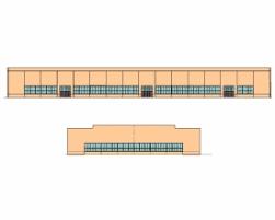 Скачать бесплатно дипломный проект ПГС Диплом № Закрытая  Диплом №1177 Закрытая автостоянка на 100 автомобилей в г Богучаны