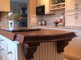 wood countertop island md