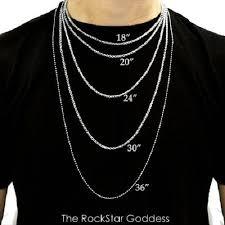 Necklace Length Chart Mens Sale Black Obsidian Black Obsidian Necklace Raw