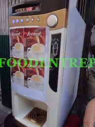 Barista Choi Coffee Vending Machine Manual Delectable Coffee Vendo Machine [ Rental Services ] Pasig Philippines Brand
