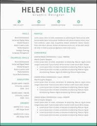 Contemporary Resume Templates Free 78 Images Elegant Resume