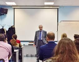 Главная Восточный факультет СПбГУ ДУМ РФ в СПбГУ рассказали об исламской и европейской правовой культуре