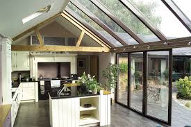 Extensions Kitchen Conservatory Extensions Modern Glass Kitchen Extensions