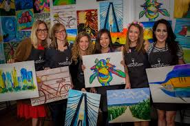 wine design warwick ny paint sip parties paint along nyc