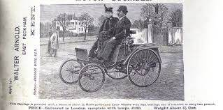 Barkaways - Arnold Motor Carriage