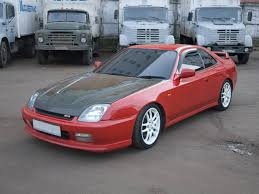 2000 Honda Prelude Wallpapers