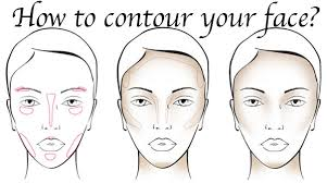how to contour your face 40plusstyle