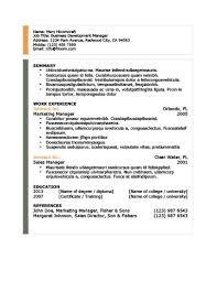 Using Color In A Resume Modern Resume Templates 64 Examples Free Download