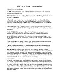 sonny s blues essay and discussion questions basic tips for writing a literary analysis