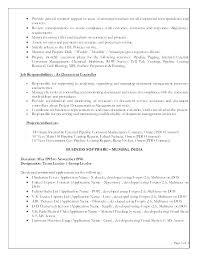 Accountant Resume Summary Noxdefense Com