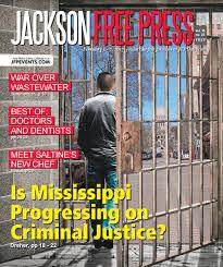 V15n22 Is Mississippi Progressing on Criminal Justice by.