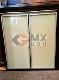 Kitchen Shutter Doors Guangdong Aluminium Kitchen Frame Door Cabinet Handle Profile