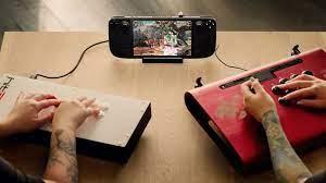 Handheld Gaming PC Valve Steam Deck Revealed