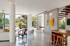 modern architectural interior design.  Modern Featured Column Design Interior Ideas  In Modern Architectural Interior Design