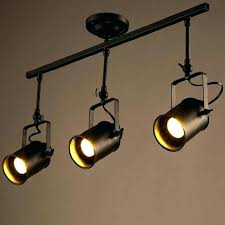rail lighting pendants track pendant lighting vintage loft led track pendant light industrial black spot track rail lighting pendants
