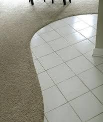 carpet tile transition carpet to tile transition strip menards