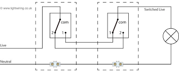 how to wire a two way switch diagram Wiring Diagram For Two Way Light Switch 2 way switch wiring diagram light wiring wiring diagram for a two way light switch