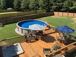 above ground pools. Perfect Ground Aboveground Pools Photo Gallery Intended Above Ground O