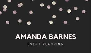 Customize 806 Event Planner Business Card Templates Online Canva