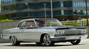 1962 Chevrolet Impala SS Resto Mod - 1 - Print Image | impalass ...