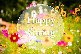 Image result for spring messages