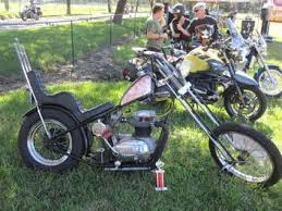 4 500 1969 bsa 650 old school custom chopper for sale in miami