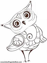 Small Picture 582 best Pattern Owls images on Pinterest Drawings Coloring