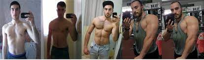 for skinny guys to gain muscle fast