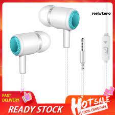 Tai Nghe Có Dây 3.5mm 4 Đơn Vị Chất Lượng Cao - Tai nghe Bluetooth chụp tai  Over-ear