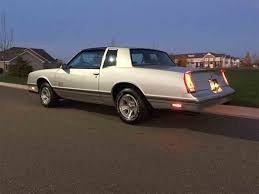 1988 Chevrolet Monte Carlo SS for Sale | ClassicCars.com | CC-962340