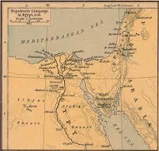 ancient egypt maps ~ ancient egypt facts Egypt History Map ancient egyptian map egypt history podcast
