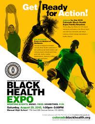 Health Expo Health Expo Family Reunion Colorado Council Of Black Nurses