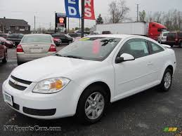 2005 Chevrolet Cobalt LS Coupe in Summit White - 652702 ...