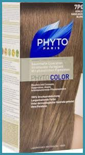 phyto hair color 270865 phyto phyto color 7pg cool blond