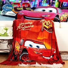 Disney Cars Blanket Throw