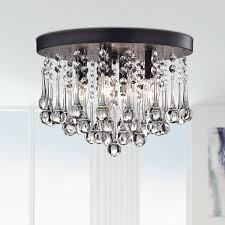 Flush Mount Ceiling Lights For Kitchen Flush Mount Lighting Youll Love Wayfair
